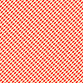 Duotone diagonal shapes background pattern angular red yellow eps vector illustration of version Stock Photo