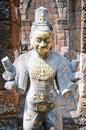 Duplicate of Phara Bodhisattya Awalokitesuan Stock Photos
