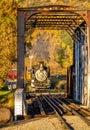 Durango Rail Royalty Free Stock Photo