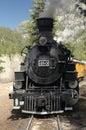 Durango Silverton Stock Image
