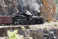 Durango & Silverton Engine 481 Royalty Free Stock Photo