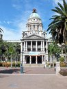 Durban city hall was built in the early s to a neo baroque style design based on belfast today the building houses a Stock Images