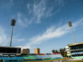 Durban cricket ground at kingsmead Stock Photos