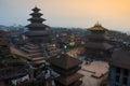 Durbar squar bhaktapur nepal a Royalty Free Stock Photos