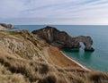 Durdle Door and Dorset Coastline, England
