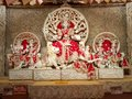 Durga maa Royalty Free Stock Photo