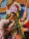 Durga Pooja Royalty Free Stock Photo