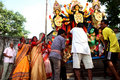 Durga puja festival Royalty Free Stock Photo