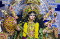 Durga Puja Royalty Free Stock Photo