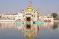 Durgiana Mandir, Amritsar (India) Royalty Free Stock Photos