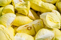 Durian contents Royalty Free Stock Photo