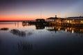 Dusk Pier