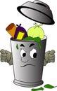 Title: Dust bin