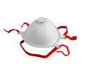 Dust mask Royalty Free Stock Photo