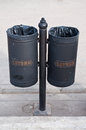 Dustbin Stock Images