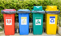 Dustbin Royalty Free Stock Photo