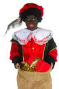 Dutch Black Piet Royalty Free Stock Photo