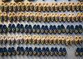 Dutch clogs souvenirs Royalty Free Stock Image