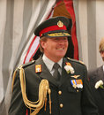 Dutch Crown Prince Willem-Alexander Royalty Free Stock Photo