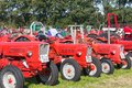 Dutch exposition of tractors during the agricultural festival flaeijel nieuwehorne netherlands sep on september netherlands Stock Photos