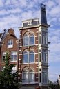 Dutch historic architecture Royalty Free Stock Photo