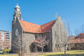 Dutch reformed church bloemfontein north called klipkerk the or commonly known as stone was built from ironstone and was completed Stock Photos
