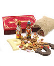 Dutch Sinterklaas sweets Stock Photography
