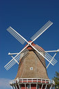 Dutch Windmill 2 Royalty Free Stock Photography