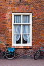 Dutch Window Royalty Free Stock Photography