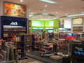 Duty free at dubai international airport in the uae was the largest single retailer in the world Royalty Free Stock Photography