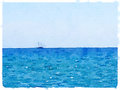 Vela mare