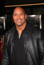 Dwayne Johnson, a ROCHA Fotos de Stock