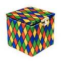 Dźwigarki pudełkowata zabawka Fotografia Stock