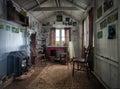 Dylan Thomas writing shed Royalty Free Stock Photo