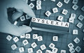 Dyslexie Image stock