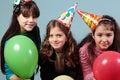 Dzieciaka przyjęcie urodzinowe Obraz Stock