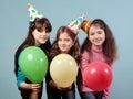 Dzieciaka przyjęcie urodzinowe Fotografia Stock