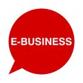 E business, Speech Bubble