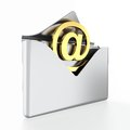 E-mail envelope Stock Photos