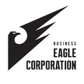 Eagle Corporation - Logo Sign for Business Company