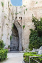 Ear of Dionysius, Sicily  Stock Image