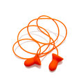 Ear plugs Royalty Free Stock Photo
