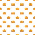Earl crown pattern seamless