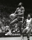 Earl Monroe, New York Knicks Royalty Free Stock Photo