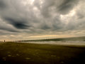 Early Cloudy Morning Royalty Free Stock Photo