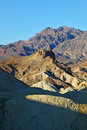 Early evening in Death Valley Royalty Free Stock Photo