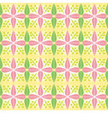 Early Spring Pattern Stock Image