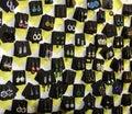 Earrings an assortment of fo sale Stock Photos