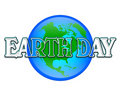 Earth Day Graphic Stock Photos