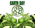 Earth Day Recycle Royalty Free Stock Photos